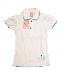 camisa-para-niña-outlet-cuello-blanca