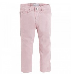 pantalón-para-niña-outlet-mayoral-rosa-brillos