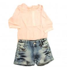 conjunto-short-para-niña-outlet-mayoral-rosa