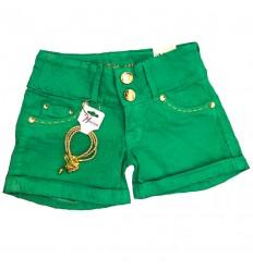 short-para-niña-outlet-verde