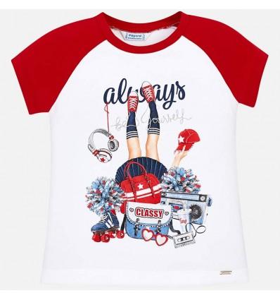 camiseta-para-niña-mayoral-rojo-classy