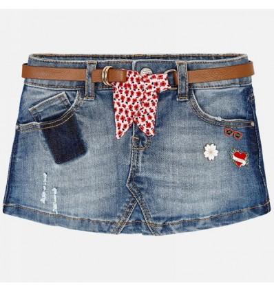 falda-para-niña-outlet-mayoral-retro-jean