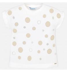 camisa-para-niña--mayoral-puntos-dorados