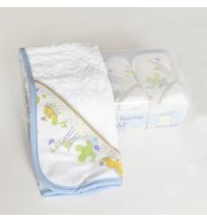 toallitas babitas x 4 con estuche multiusos