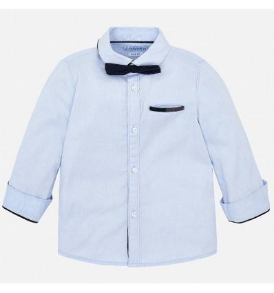 Camisa para niño con corbatin
