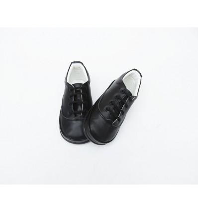Zapato negro (caminadores, no tuerce)