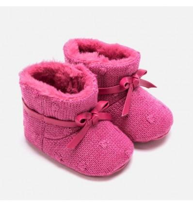 Tenis para bebe niña old pink