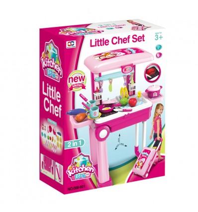 Juguete de cocina para niña