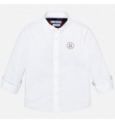 Camisa blanca para niño