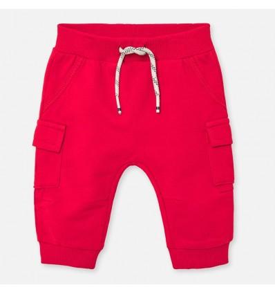 Pantalon camuflado en algodon bebe