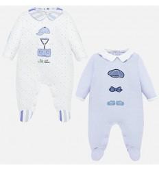 Pijamas X 2bebe niño