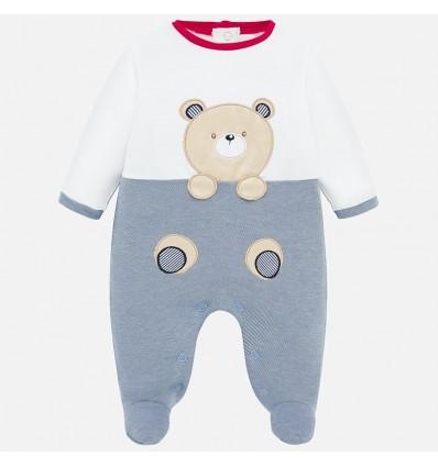 pijama oso bebe niño