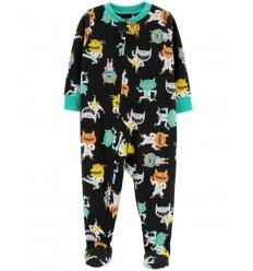 pijama para bebé monstruos