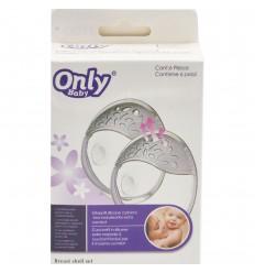 Conchas Copas Pezoneras Recolectoras Protectores - Only baby