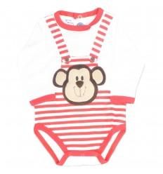 Body para bebé de mico-KidHouse