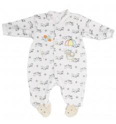 Pijama enteriza para bebé niño-KidHouse