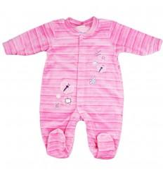 Pijama enteriza para bebé niña-KidHouse