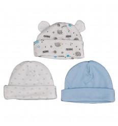 Gorros para bebé prematuro-KidHouse