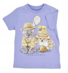 Camiseta niño estampada-KidHouse