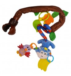 Movil para cuna de mico-Kidhouse