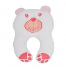 Almohada estabilizadora oso blanco
