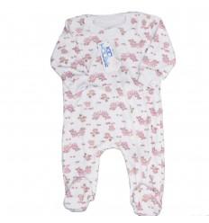 Pijama para bebé niña de buhos