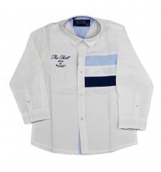 Camisa manga larga mayoral blanca