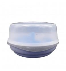 Esterilizador azul para teteros
