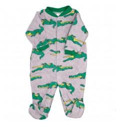 Pijama enteriza para niño gris
