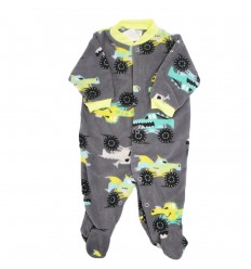 Pijama enteriza niño de carros