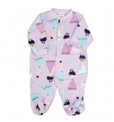 Pijama enteriza niña princesas
