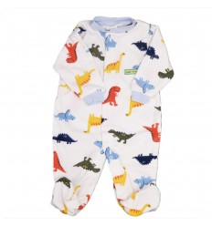 Pijama enteriza niño de dinosaurios