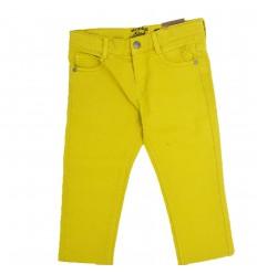 Pantalón jean para niño citron