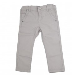 Pantalon para niño color gris