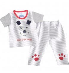 Pijama dos piezas diseño de perro