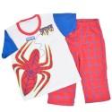 Pijama dos piezas diseño de Spider