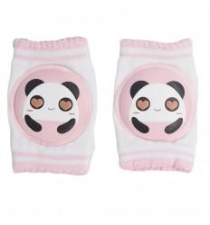 Protector de rodillas para bebé de panda