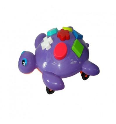Juguete didáctico tortuga