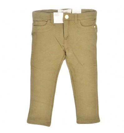 Pantalon para niña mayoral-Verde