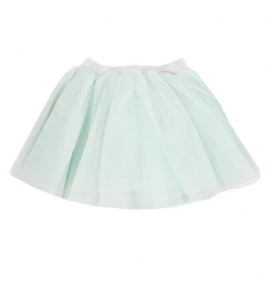 Falda Tutu para bebé niña-verde menta