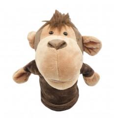 Títere en peluche- diseño mico