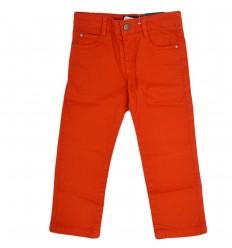 Pantalon dril naranja rojiso-Kidhouse