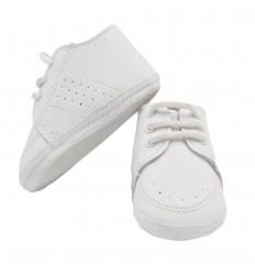 Zapato para bebé unisex- blanco