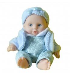 Muñeco bebé azul claro-Kidhouse