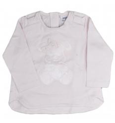 Buzo para bebé niña-rosa claro