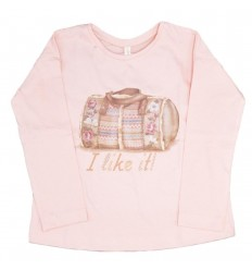 Buzo para niña mayoral-rosado