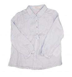 Camisa mayoral para niña-azul claro