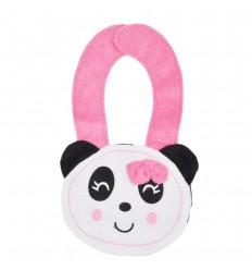 Babero cuello diseño de panda