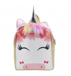Morral para niña de unicornio