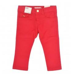 Pantalon para bebé niña-rojo